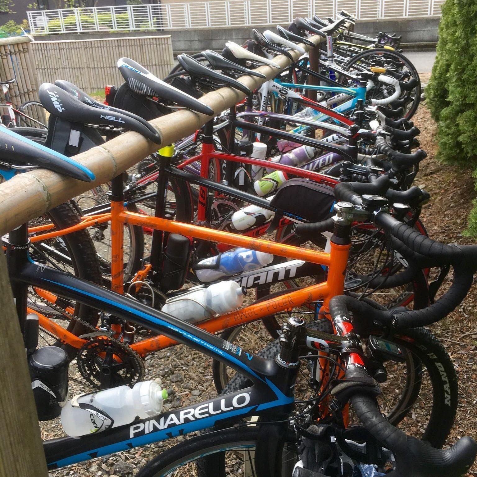 スポーツ自転車店頭在庫ありますのイメージ